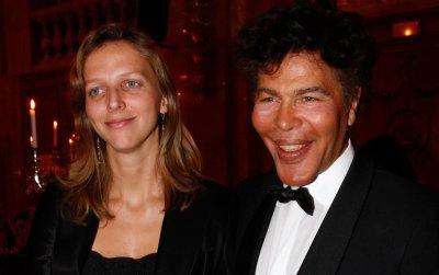 Amélie de Bourbon de Parme et Igor Bogdanoff sont PARENTS !!