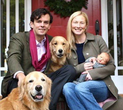 Maggie Rizer présente son fils Alexander !!