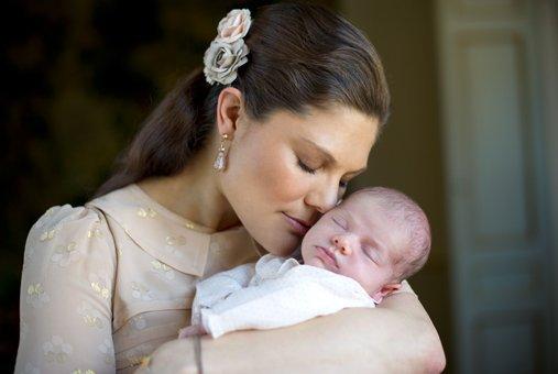 Princesse Estelle de Suède!