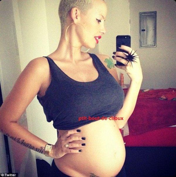 Les futurs mamans s'arrondissent...