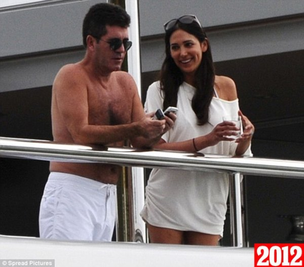 Simon Cowell bientôt Papa!