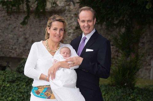 Une nouvelle venue dans la famille de Vendôme!