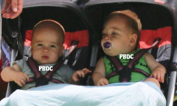 Les enfants grandissent!