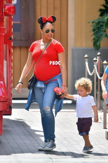 Les futures mamans se rapprochent de l'accouchement!