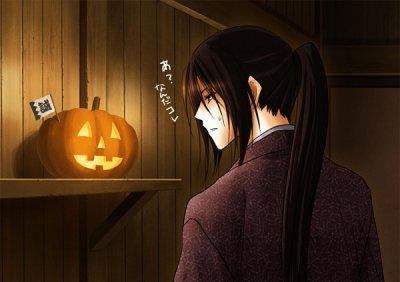 Shinsengumi, déguisements et Halloween - Partie 1