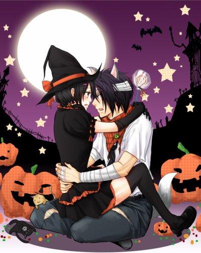 Shinsengumi, déguisements et Halloween - Partie 3