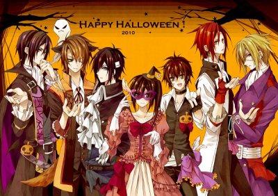 Shinsengumi, déguisements et Halloween - Partie 4