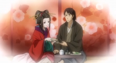 L'art d'être une bonne courtisane présenté par Chizuru