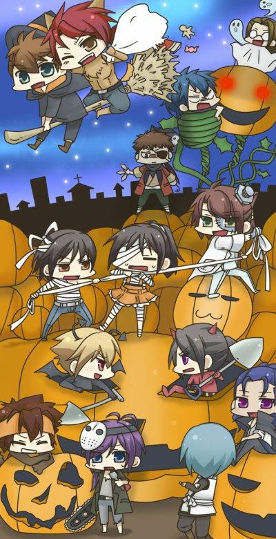 C'est Halloween !!