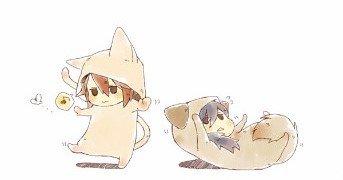 Petit Okita & Petit Saito