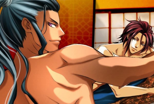 Sanosuke x Shiranui