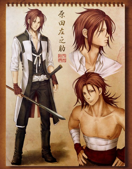 Cheveux longs ou courts pour Sanosuke ?