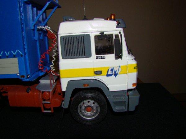 Réplique exacte de mon premier camion dans les années 90