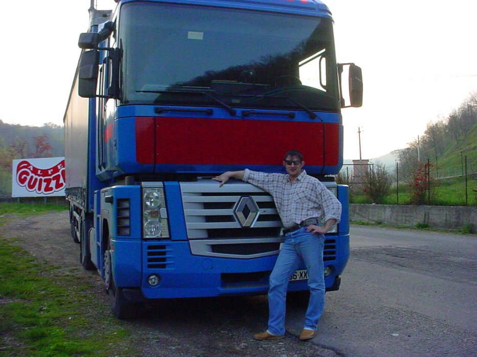Maquettes Camions passion 73