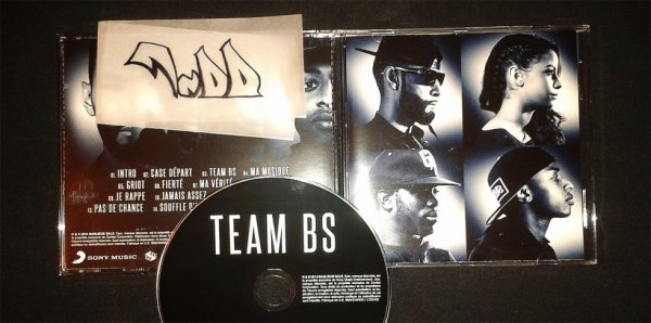 Un Truc De Rap .. #Team_BS <3