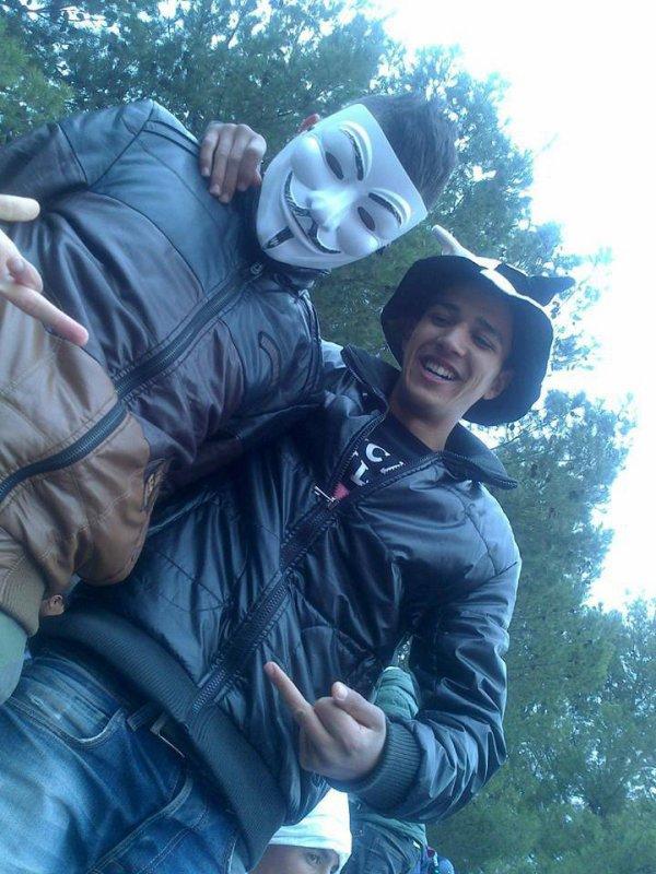 Moi & Mon Cousin ♥ ♥