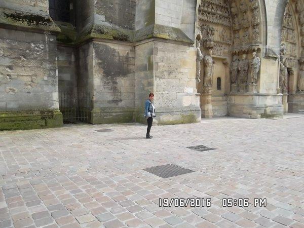 Reims très belle ville de la champagne