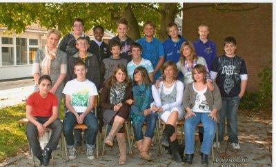 Ma classe de 2010