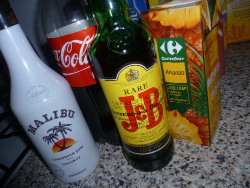 Sans alcool la fête est beaucoup moin cool ;)