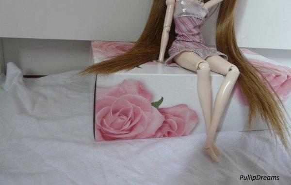 Rose Fanée de douleur ...
