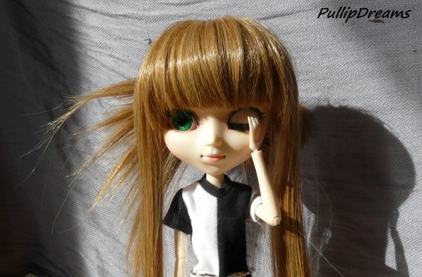 Nouvelle tenue de Peppi Doll :3