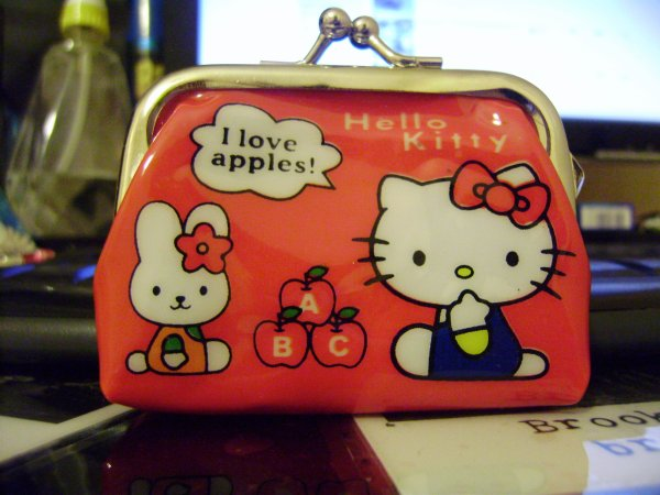 Petit porte monnaie Hello Kitty