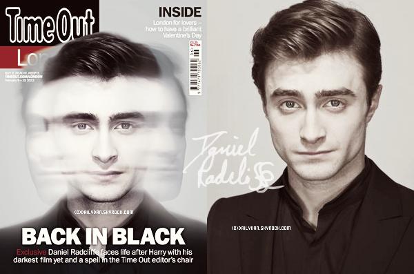 *  THE WOMAN IN BLACK____ ; Deux nouvelles vidéos; une 'behind the scenes' et une interview.  + Dan pour Radio Times et au Graham Norton Show  *