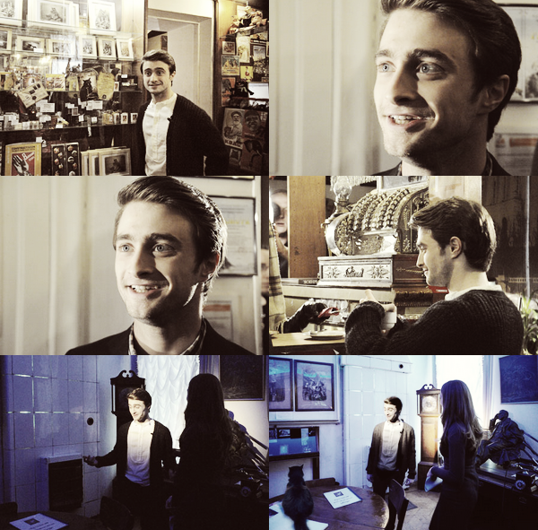 .  Daniel était au grand journal de Canal + et dans la boite a questions ! Il était aussi en visite au Bulgakov House le 16 février lors de son passage en Russie  .