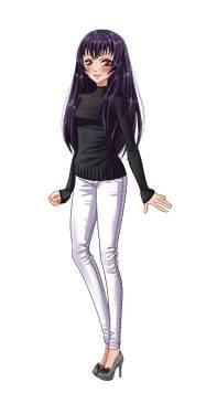 Les tenues de Rainie ( Partie 3 )