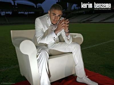 Benzema mon joueur préférer