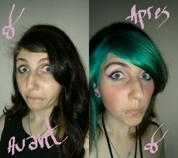 ~ I've mermaid's hair ♥ ~