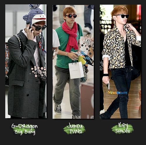 [Catégorie K-Pop/Mode] Qui est le/la mieux habillé(e) selon toi ? :)