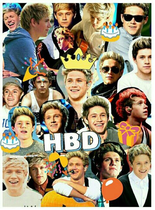 Happy 22nd birthday to my favorite irish boy ❤