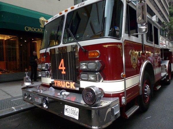 departement des pompiers de Garfield new jersey