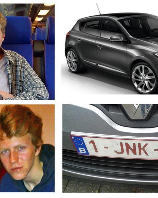 Avis de rechercheCompte certifié @police_temoin  18 hil y a 18 heures Plus  Qui a vu Sam HOUTHUYS (19), #disparu à Merelbeke le 24/6/17 ?