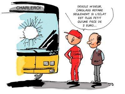 Nouveau préavis de grève de la CGSP sur le réseau TEC: les chauffeurs pourraient débrayer pendant 3 jours en décembre, couvrant les mercredi 20, jeudi 21 et vendredi 22 décembre