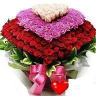 bonne saint  Valentin demain