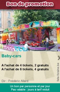 Le carnaval de Forchies-la-Marche 2018 : Réductions et Promotions