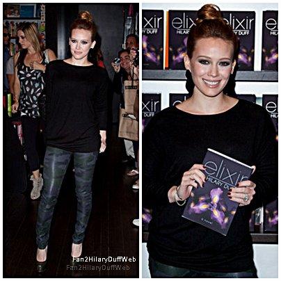 """15 Octobre - Promotion de """"Elixiri"""" au Books & Books de Miami"""