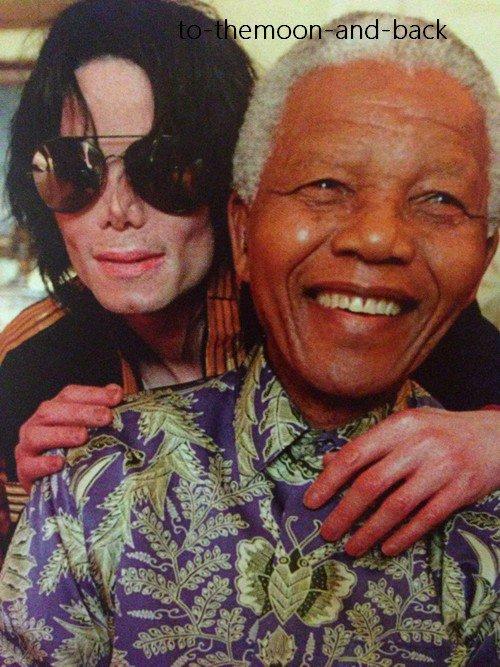 « Une nation arc-en-ciel, en paix avec elle-même et avec le monde.» Nelson Mandela.