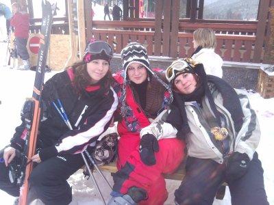 Les bronzés font du skiii ! mdr <3