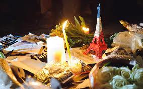 Je partage la souffrance de tout le peuple français.