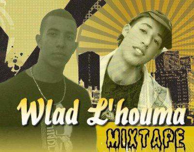 "MAXI ""Wlad-L'houma"" / ""Kifache Bdit Rap"" by Anass MK  (RSB) (2011)"