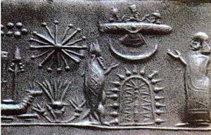 Le pic de Bugarach-1c : La descendance divine