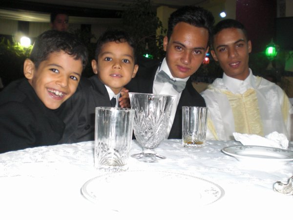Tahir And Yassir And Youssef And Moha
