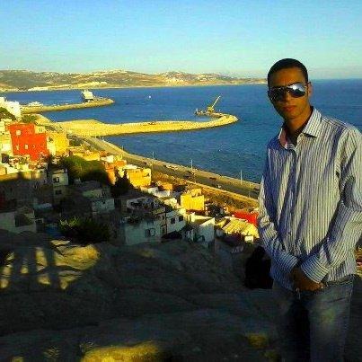 Plage Achkar a Tanger