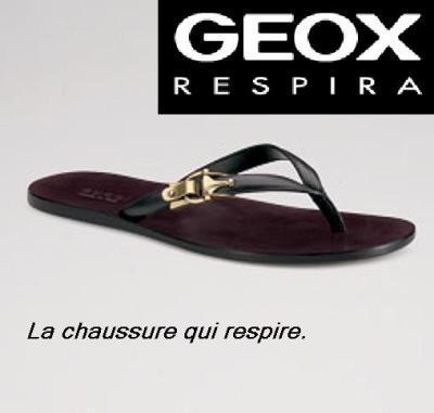 pub geox la chaussure qui respire