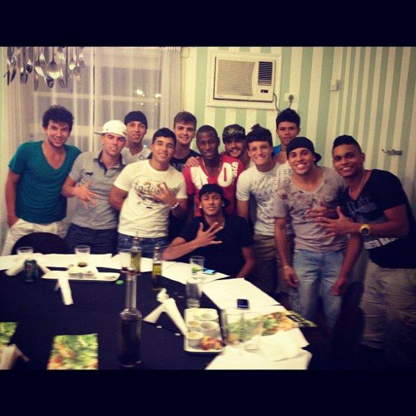 anniversaire de neymar jr