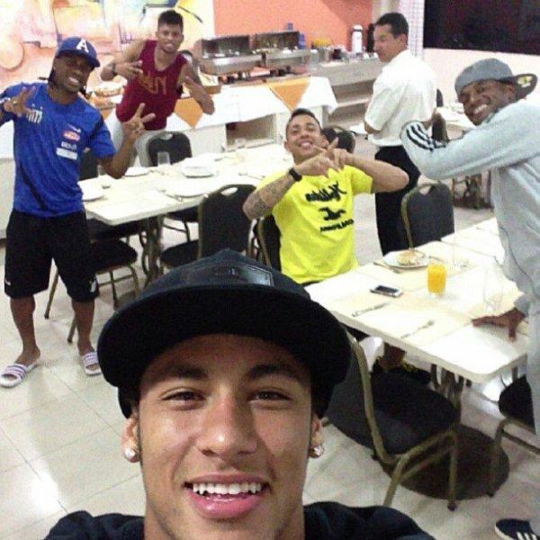 COTER INSTAGRAM - Neymar à Barcelone: «Une grande émotion