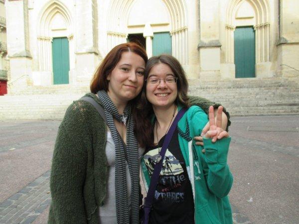 (Reprise) Chapitre 1 : visite Montpellier et cathédrales